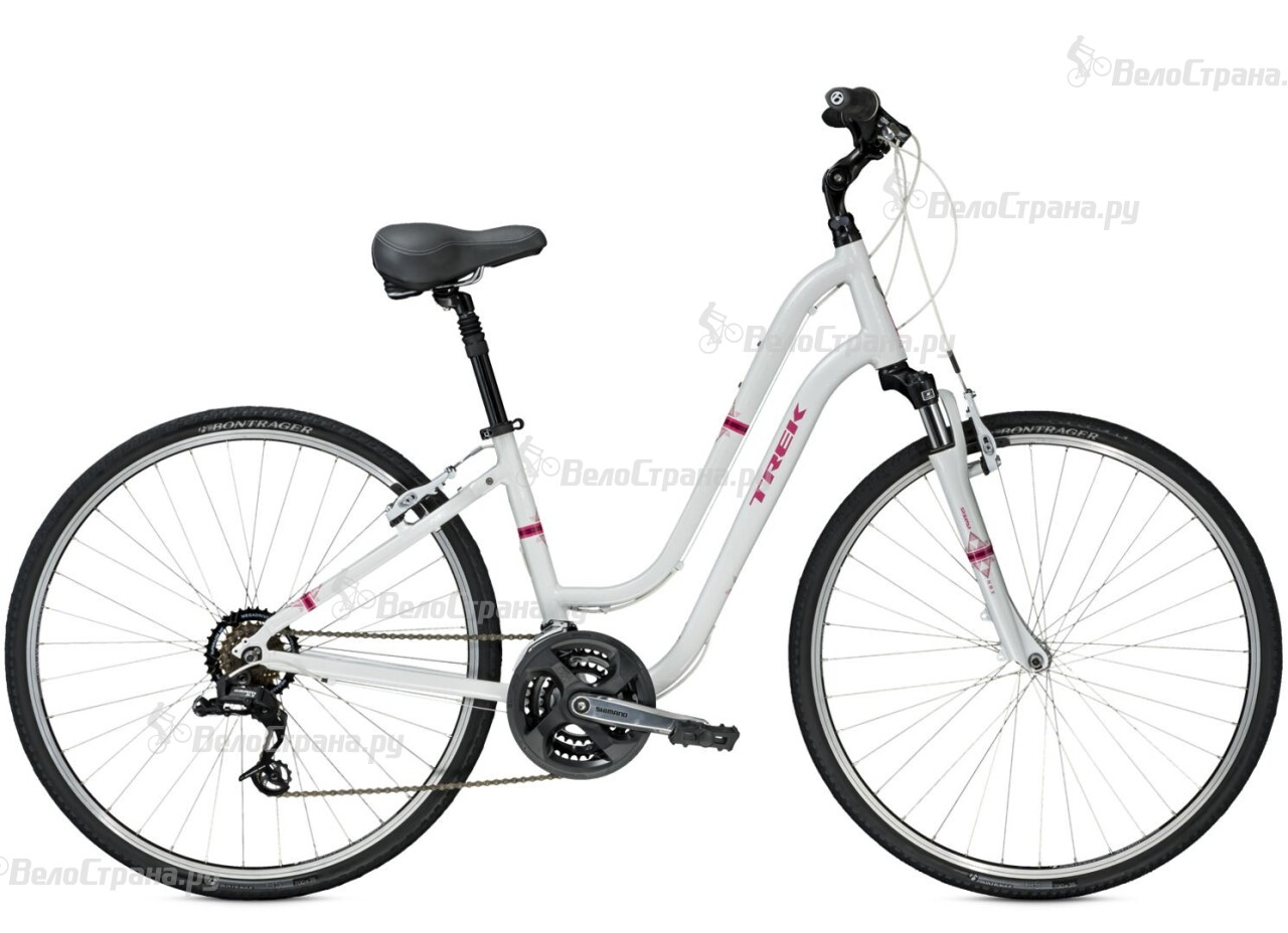 Велосипед Trek Verve 2 WSD (2015) велосипед trek shift 2 wsd 2015