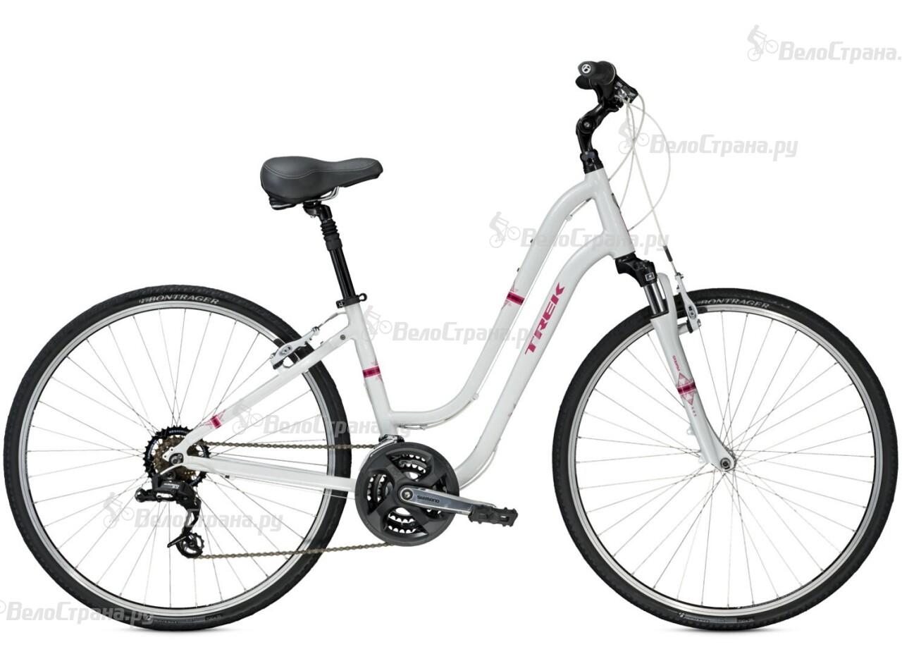 Велосипед Trek Verve 2 WSD (2015) велосипед trek verve 3 wsd 2013