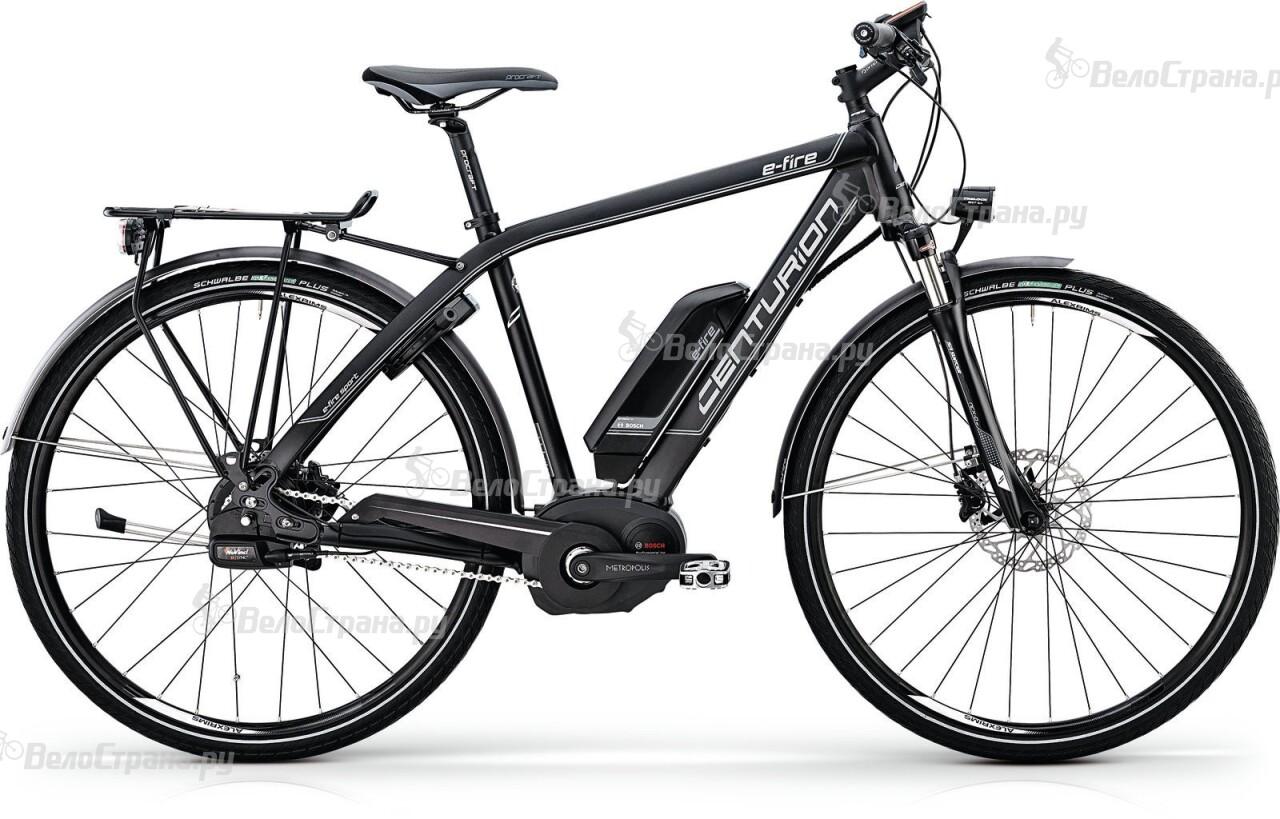 Велосипед Centurion E-Fire Sport 500A (2016) велосипед centurion e co 408 2017