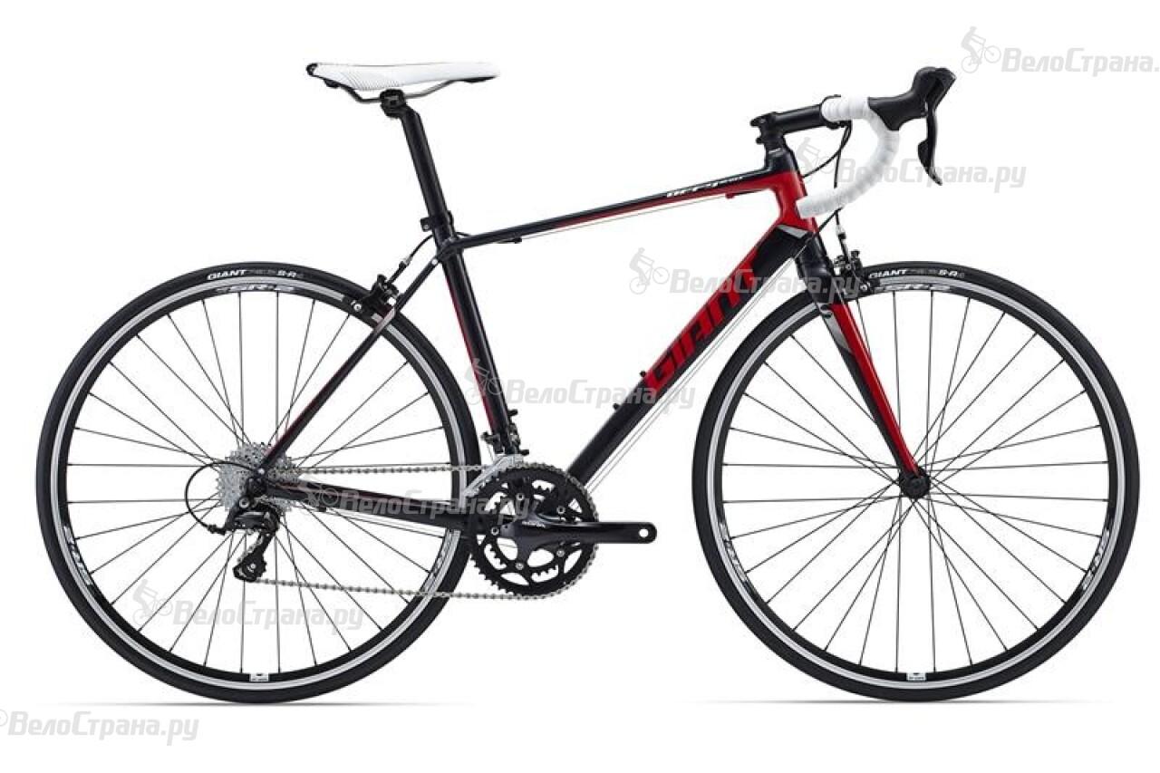 Велосипед Giant Defy 3 Compact (2015)
