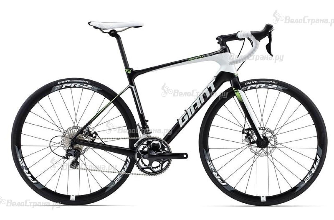 Велосипед Giant Defy Advanced 2 compact (2015) велосипед giant defy advanced 2 2017