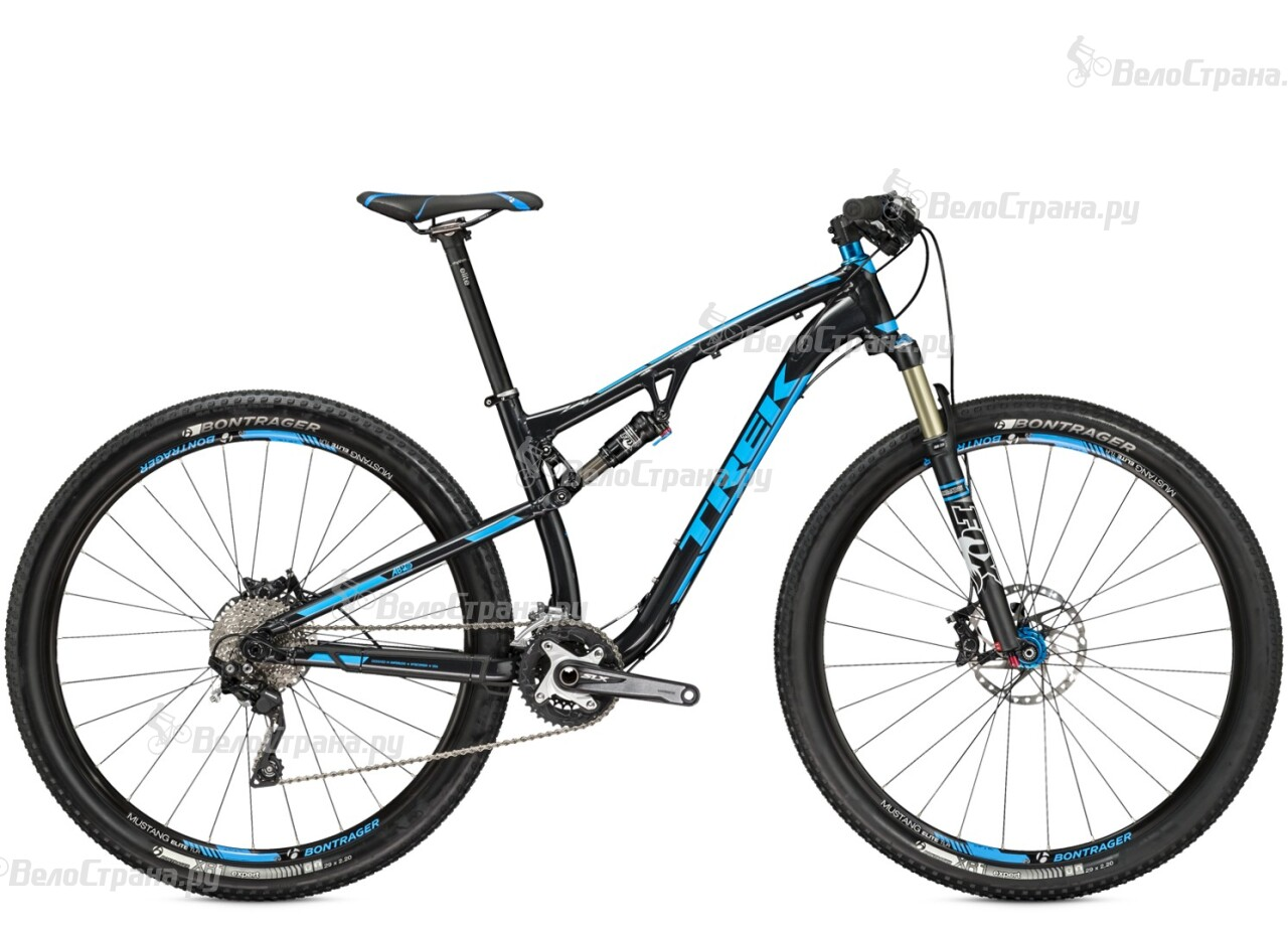 Фото Велосипед Trek Superfly FS 8 (2015) 2015 csm360