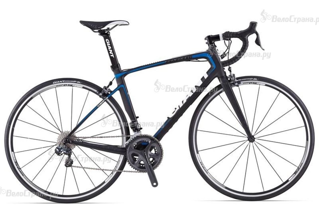 Велосипед Giant Defy Advanced 0 compact (2014)