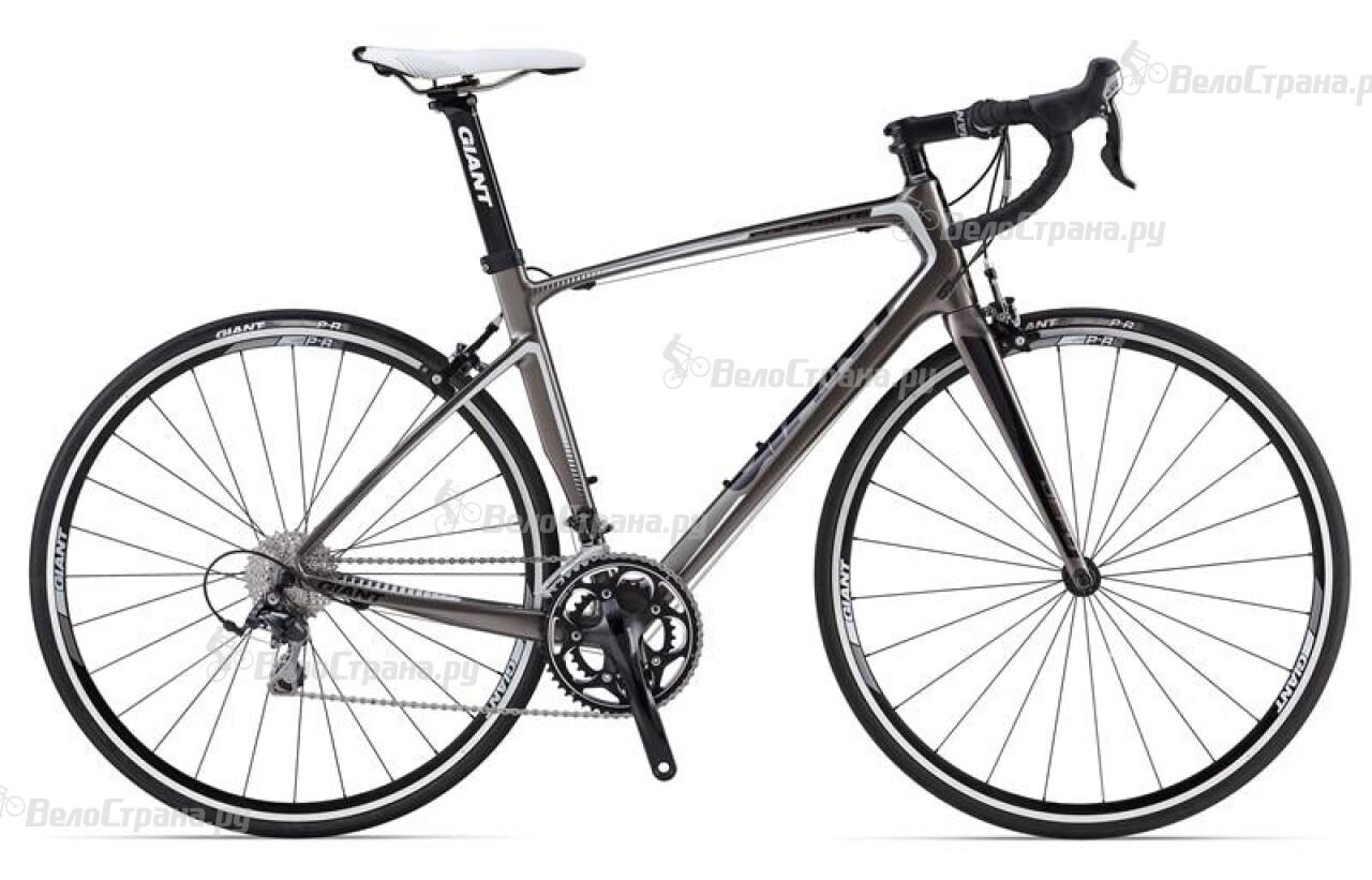 Велосипед Giant Defy Composite 2 compact (2014) велосипед giant trinity composite 2 w 2014