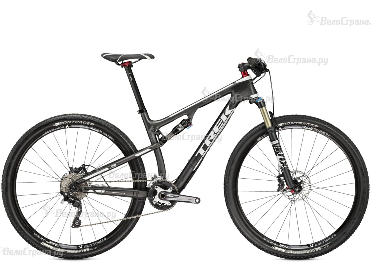 Велосипед Trek Superfly FS 9.7 SL (2015)