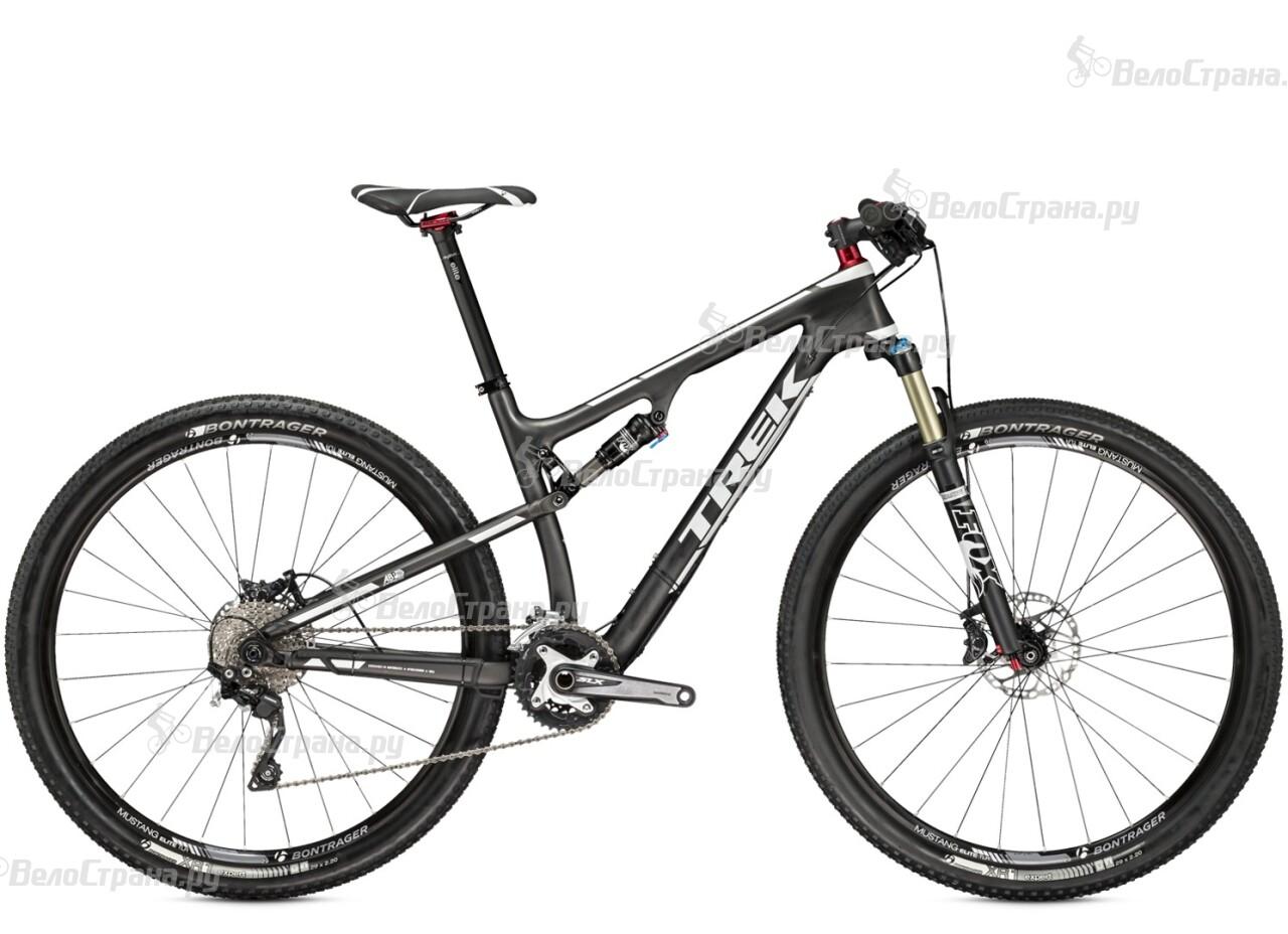 Велосипед Trek Superfly FS 9.7 SL (2015) велосипед trek superfly fs 7 2015