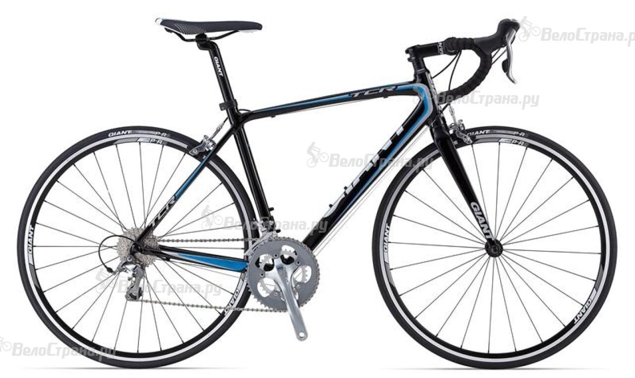 Велосипед Giant TCR 2 compact (2014) велосипед giant tcr composite 2 compact 2014
