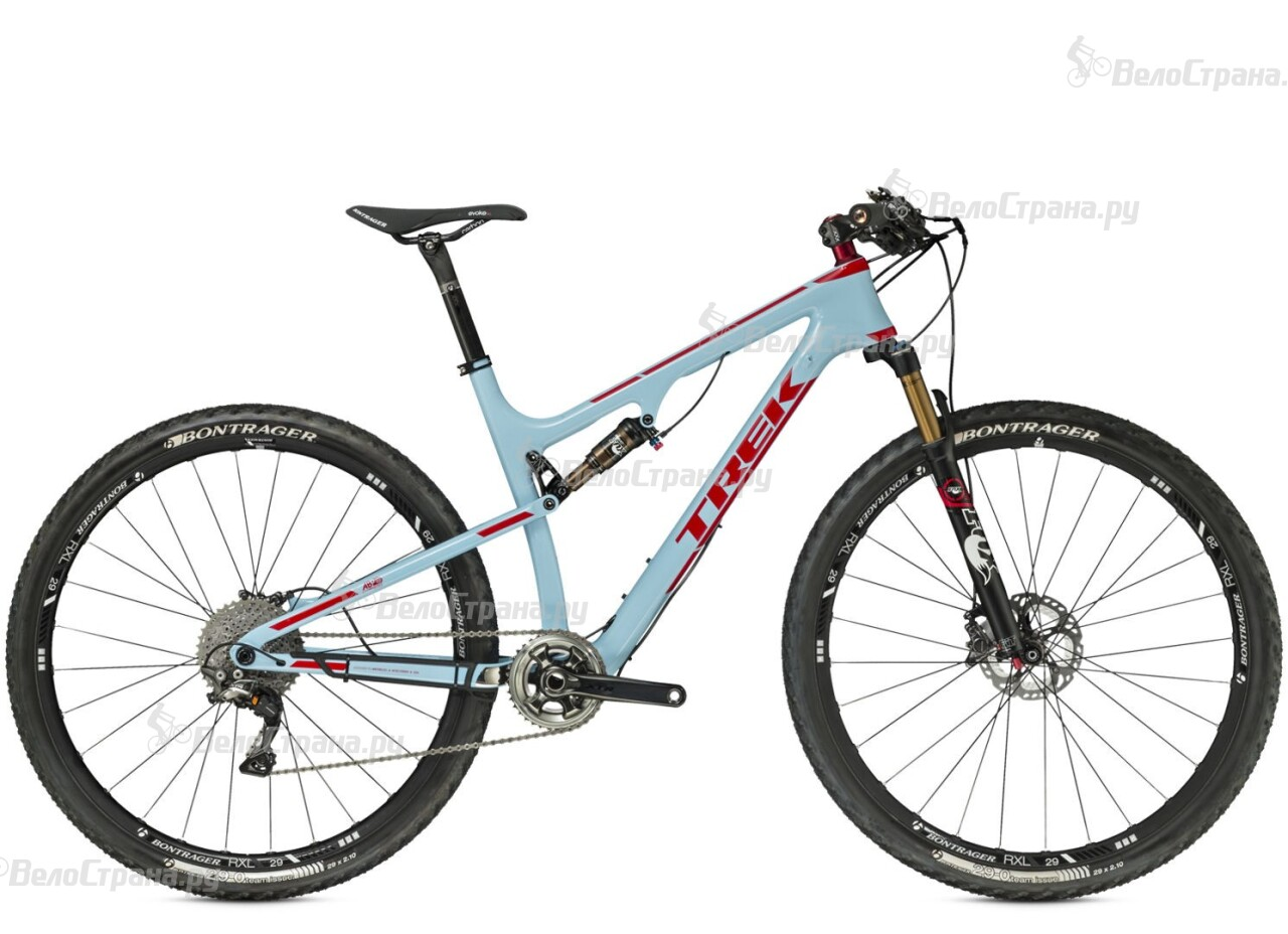 Велосипед Trek Superfly FS 9.9 SL XTR (2015)