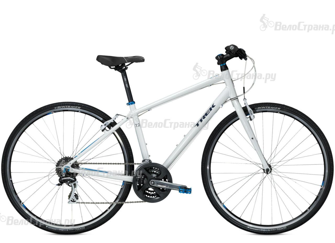 Велосипед Trek 7.2 FX WSD (2015) trek 7 2 fx wsd 2015