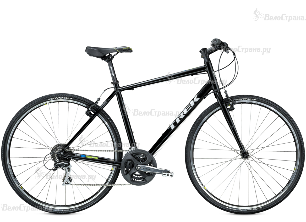 Велосипед Trek 7.2 FX (2015) велосипед trek 7 2 fx 2015