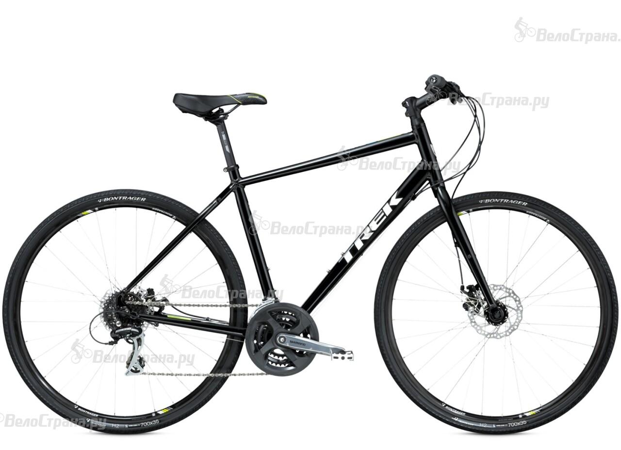 все цены на Велосипед Trek 7.2 FX Disc (2015) онлайн