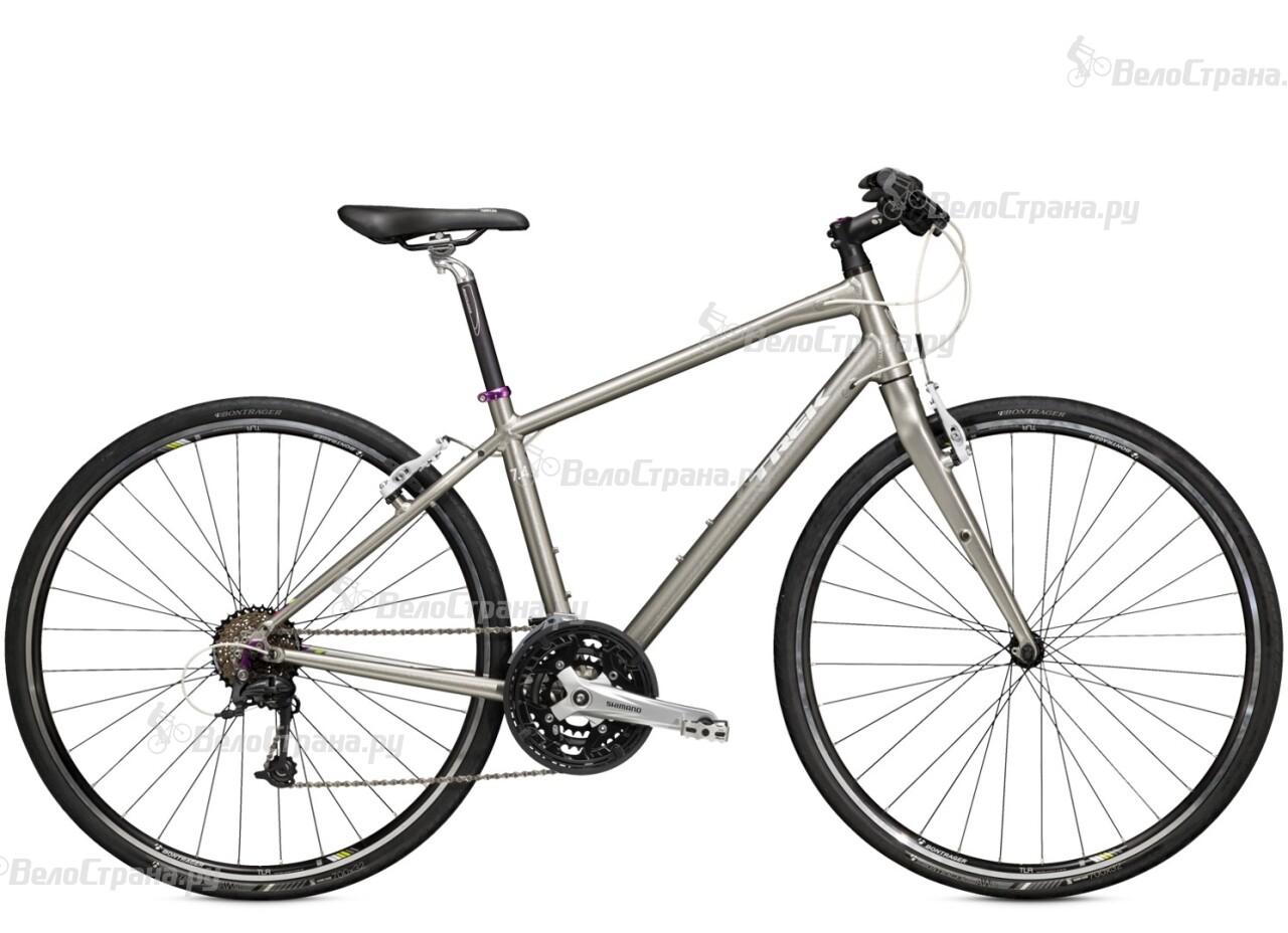 Велосипед Trek 7.4 FX WSD (2015)