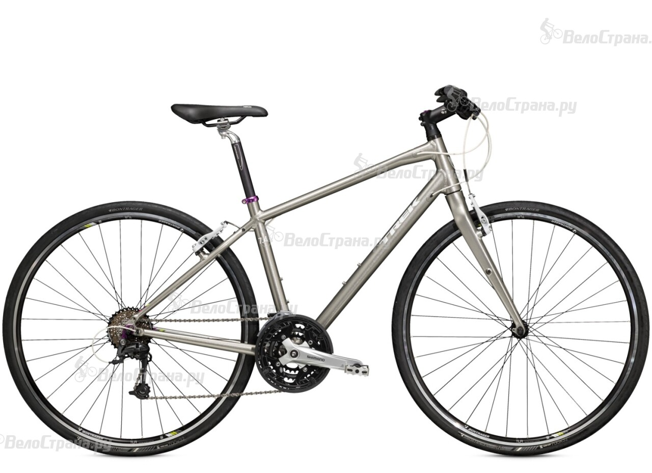 Велосипед Trek 7.4 FX WSD (2015) trek 7 2 fx wsd 2015