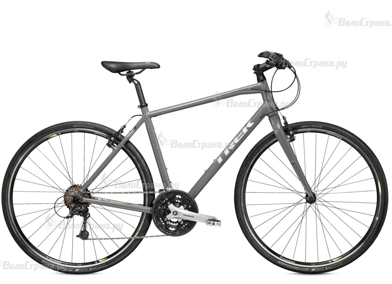 Велосипед Trek 7.4 FX (2015) велосипед trek fx 2 2017