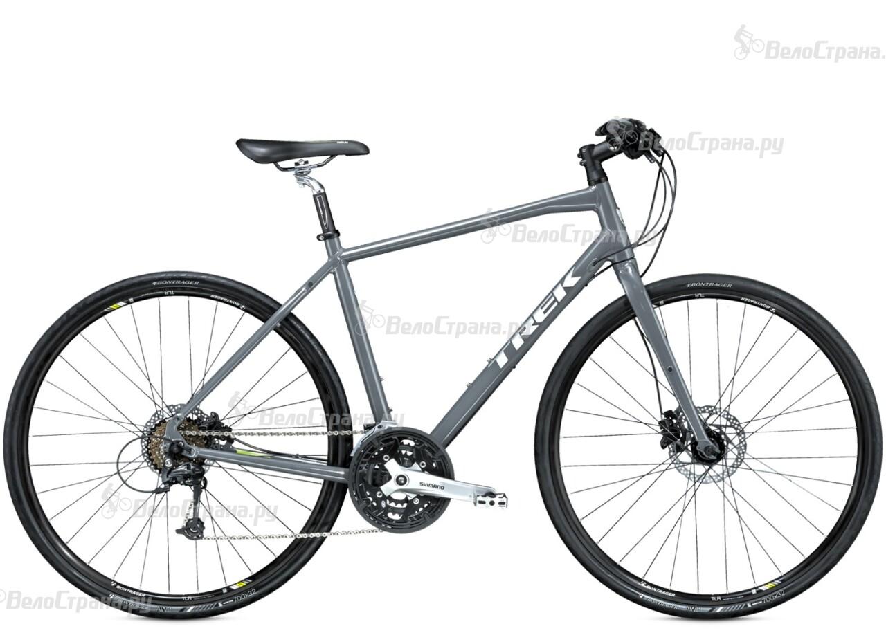 Велосипед Trek 7.4 FX Disc (2015)