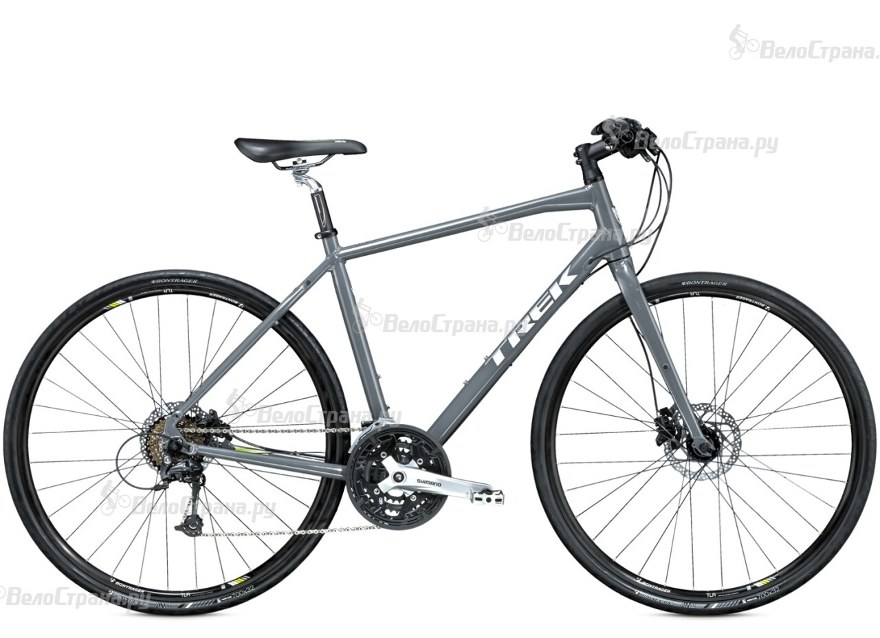 все цены на Велосипед Trek 7.4 FX Disc (2015) онлайн