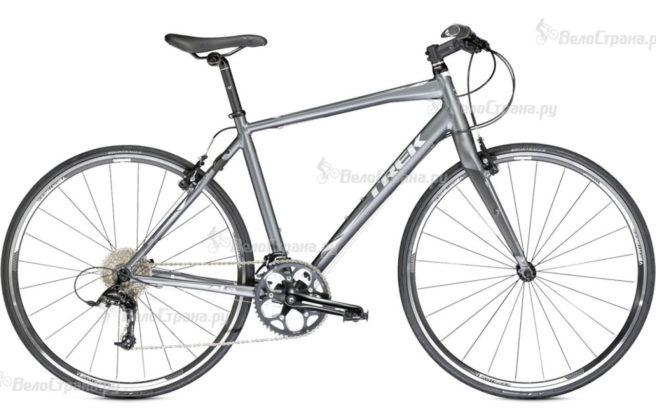 Велосипед Trek 7.6 FX (2014) aest 4 seald cartridge bearing cycling bicycle pedals cnc body titanium ti spindle axle mtb bmx platform flat 5 color bike parts