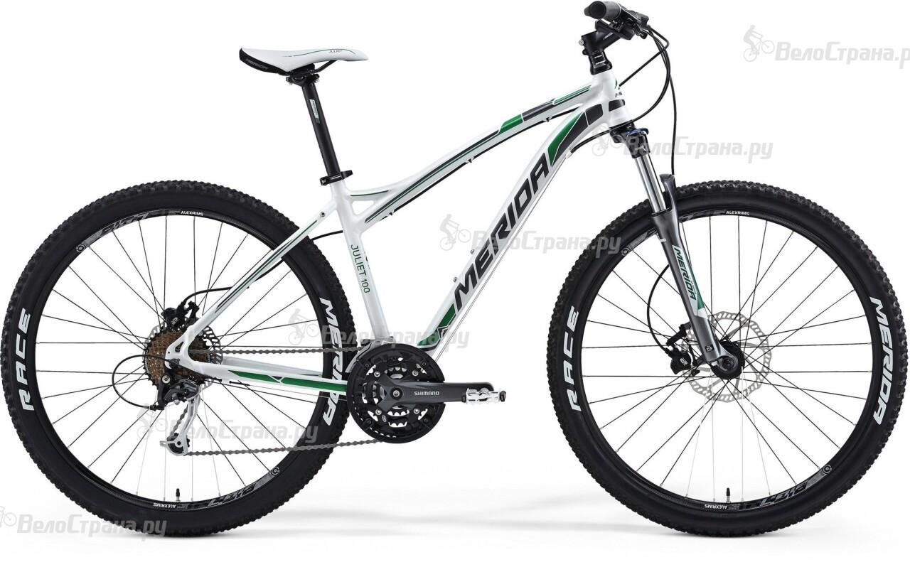 Велосипед Merida Juliet 100-D (2014)  велосипед merida juliet 900 d 2014