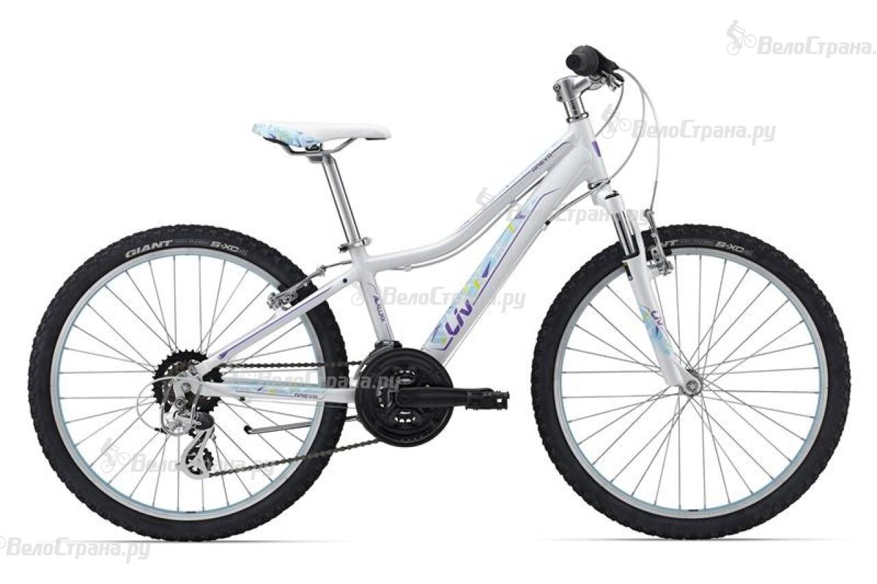 Велосипед Giant Areva 1 24 (2015) горный велосипед of giant 2015 24 27