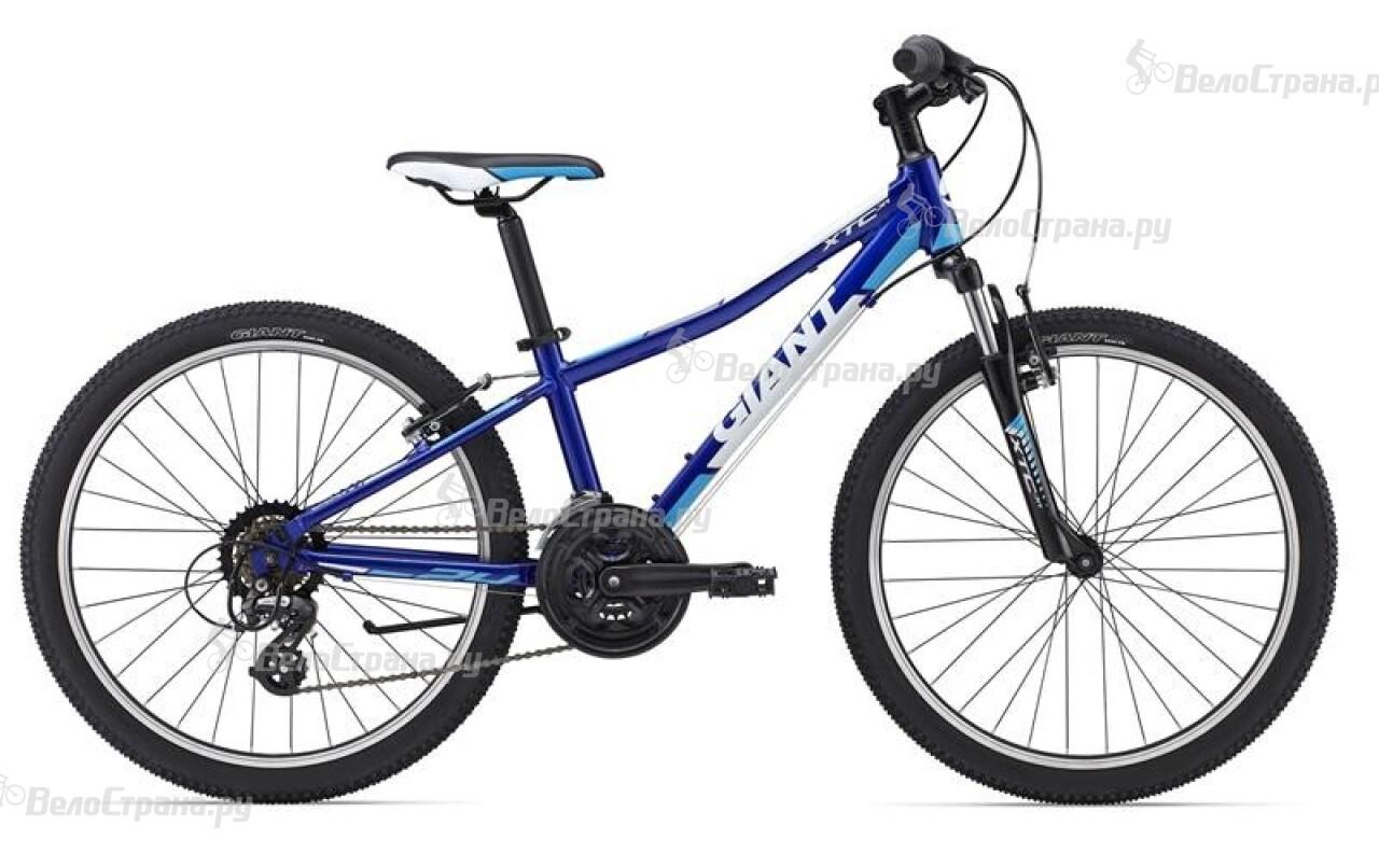 Велосипед Giant XtC Jr 1 24 (2015) велосипед детский giant xtc jr 2 2015 цвет черный колесо 24
