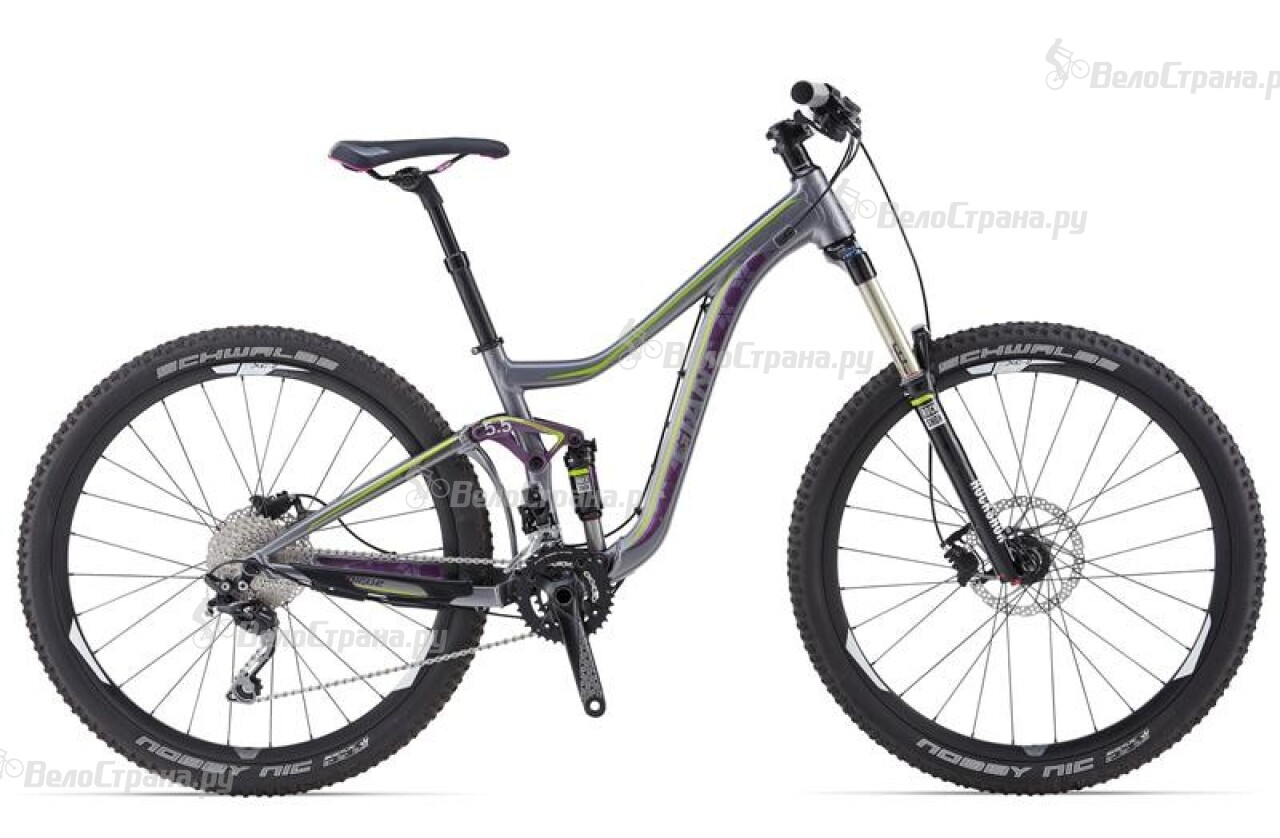 Велосипед Giant Intrigue 27.5 2 (2015)