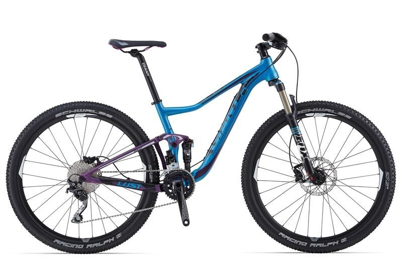 Купить Женский велосипед Giant Lust 27.5 2 (2015)