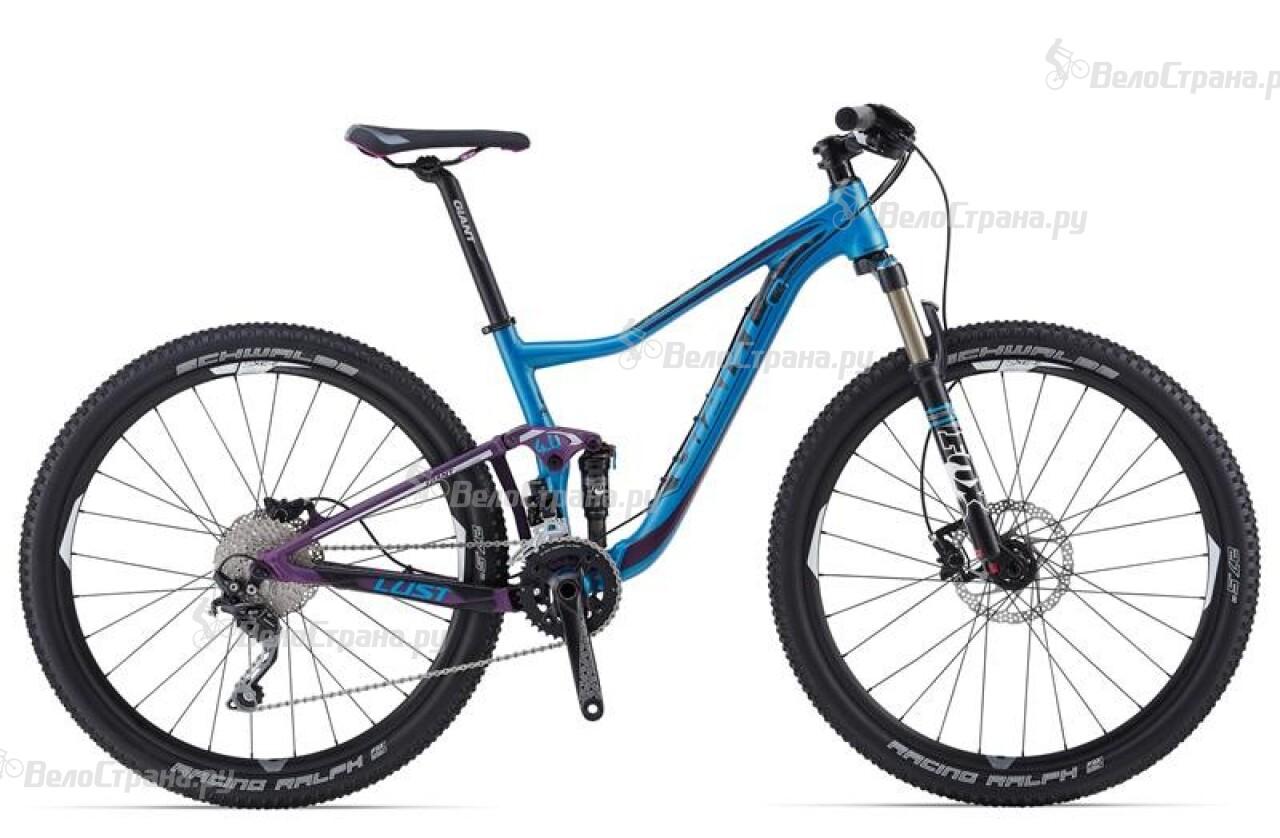 Велосипед Giant Lust 27.5 2 (2015) lust