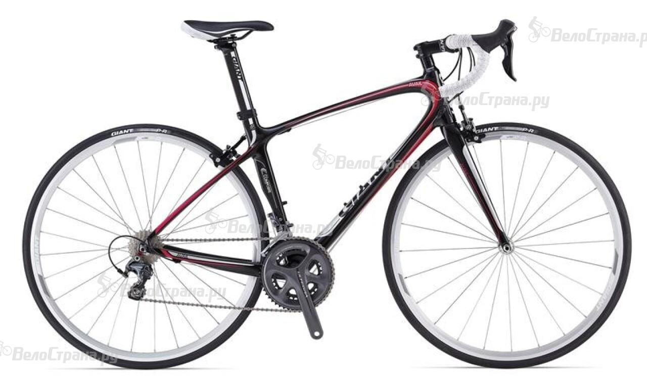 Велосипед Giant Avail Composite 1 (2014)