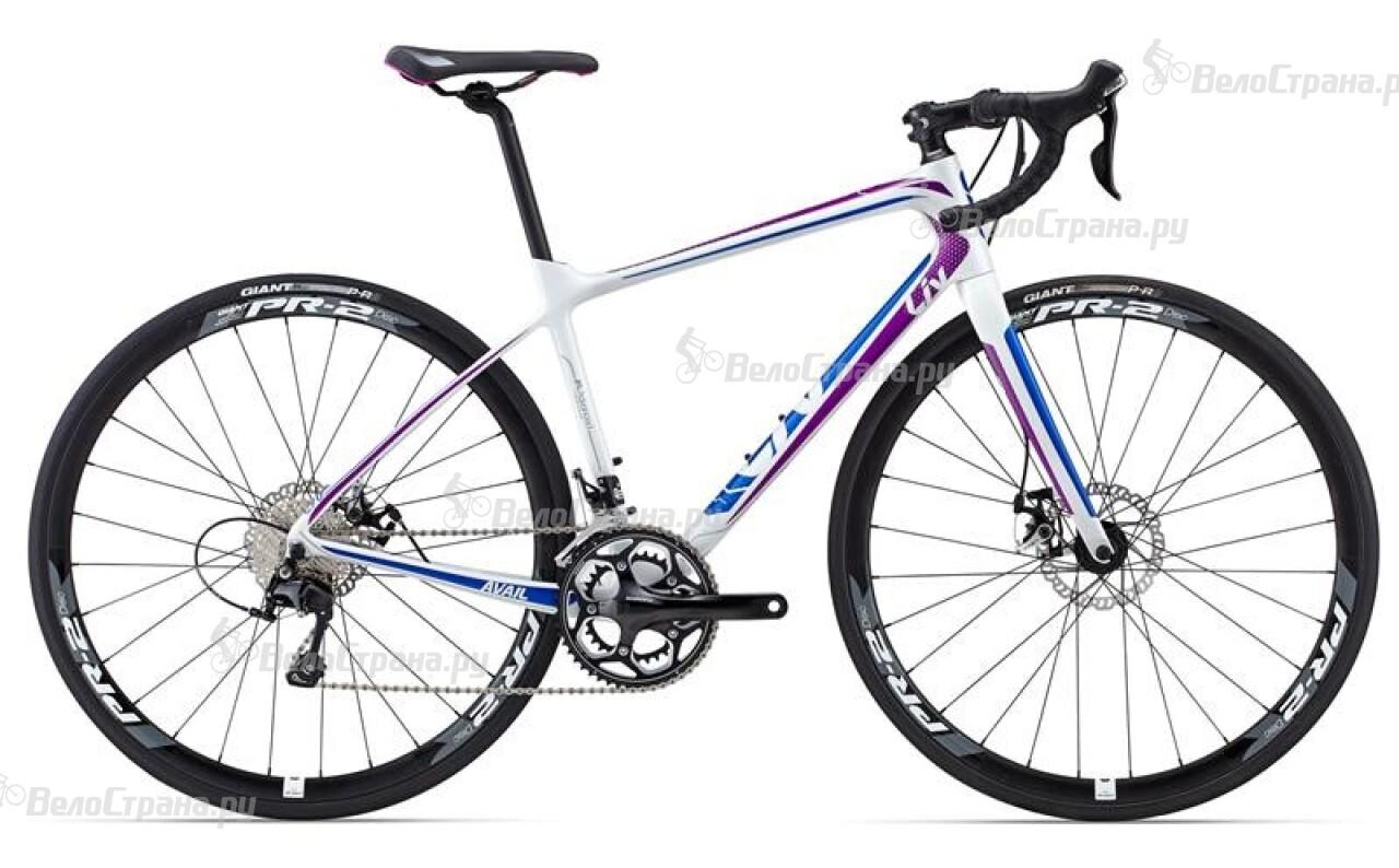 Велосипед Giant Avail Advanced 2 (2015)