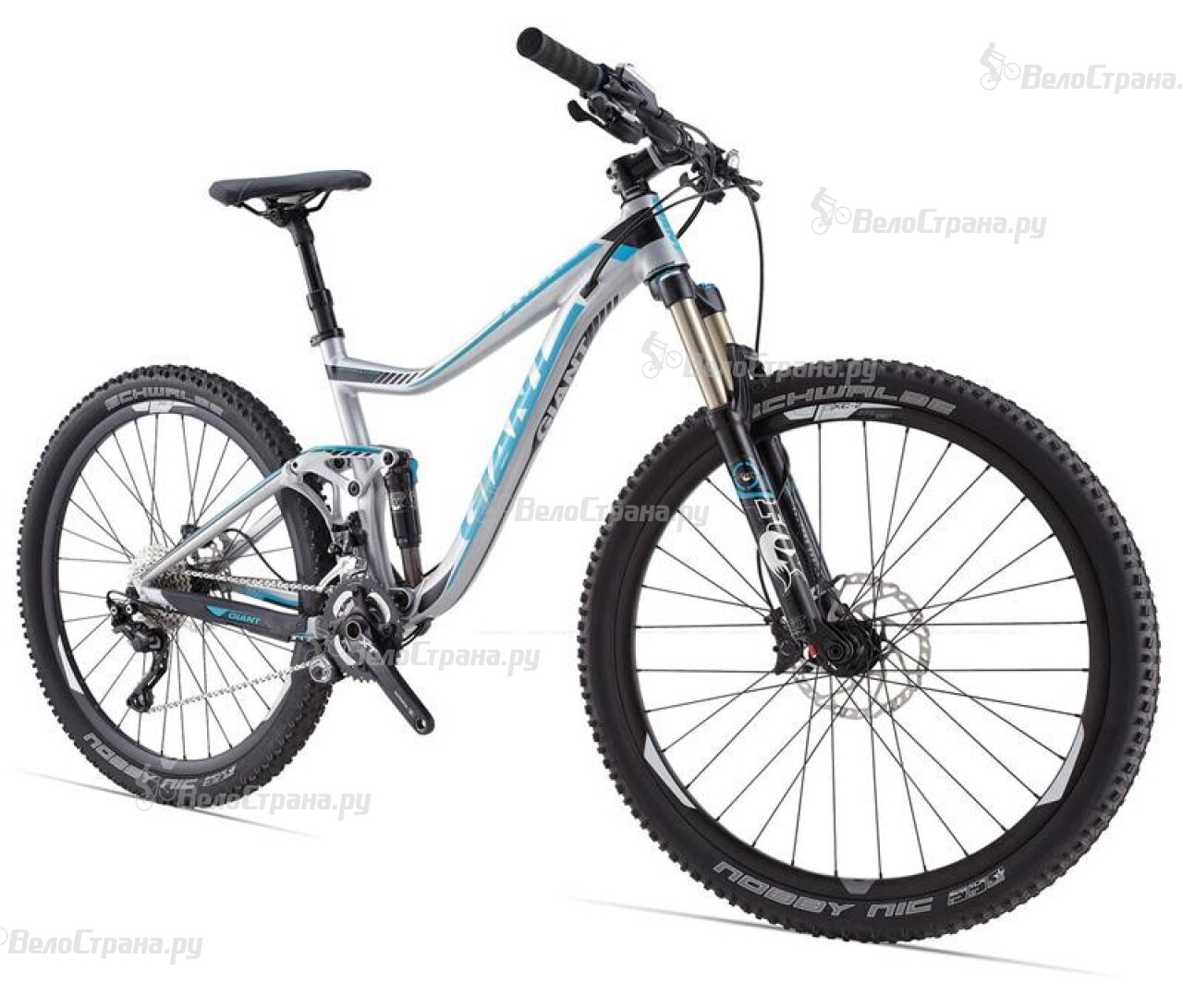 Giant Trance 27.5 1 (2014) giant trance x 29er 1 2014 silver