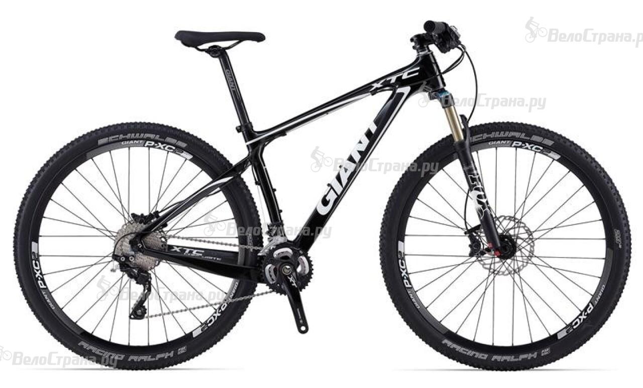 Велосипед Giant XtC Composite 29er 1 (2014) велосипед giant xtc 7 2014