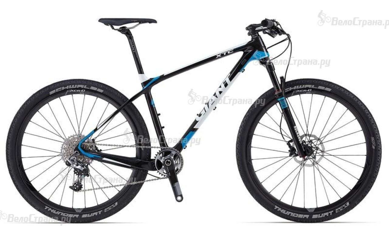 Велосипед Giant XtC Advanced 27.5 0 Team (2014) giant xtc 27 5 0 team 2014