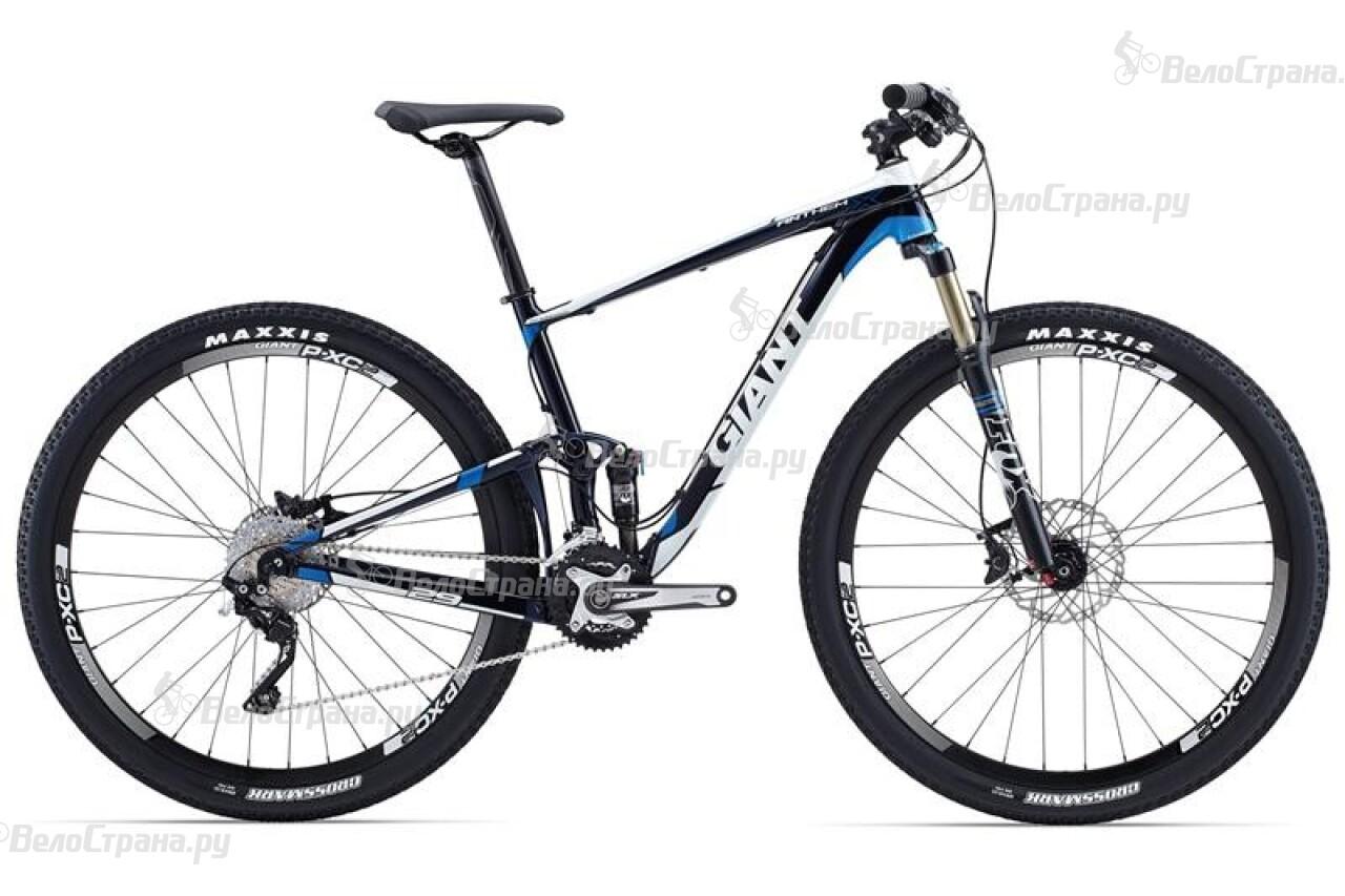 Велосипед Giant Anthem X 29er (2015) велосипед giant anthem x 29er 1 2014