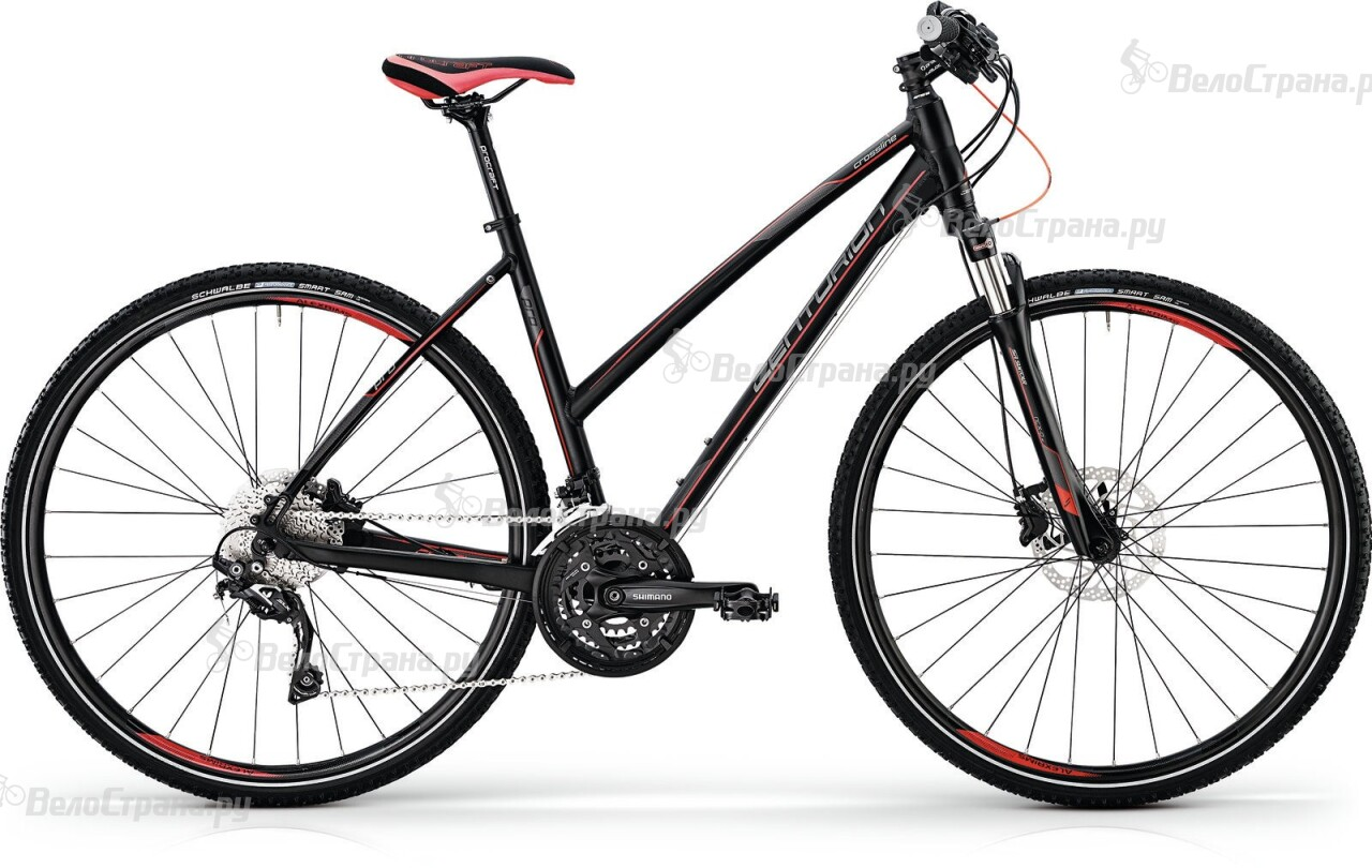 Велосипед Centurion Cross Line Pro 600 Lady (2016)