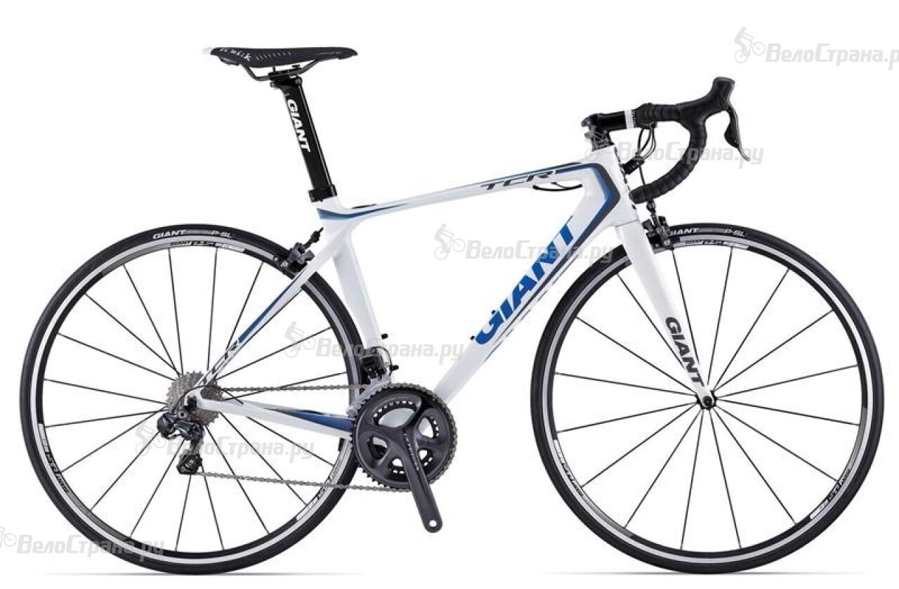 Велосипед Giant TCR Advanced 0 (2014) велосипед giant lust advanced 27 5 0 2014