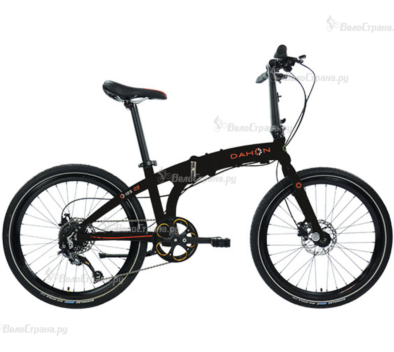 Велосипед Dahon Ios D9 (2016)