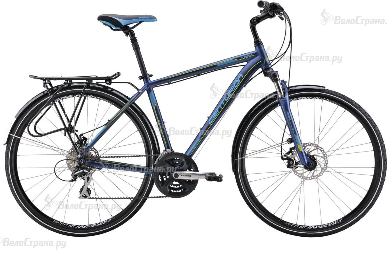 Велосипед Centurion CrossLine 50 EQ-Men (2016) колесные диски кик crossline оригинал 6 5x16 5x114 3 d67 1 et50 алмаз черный
