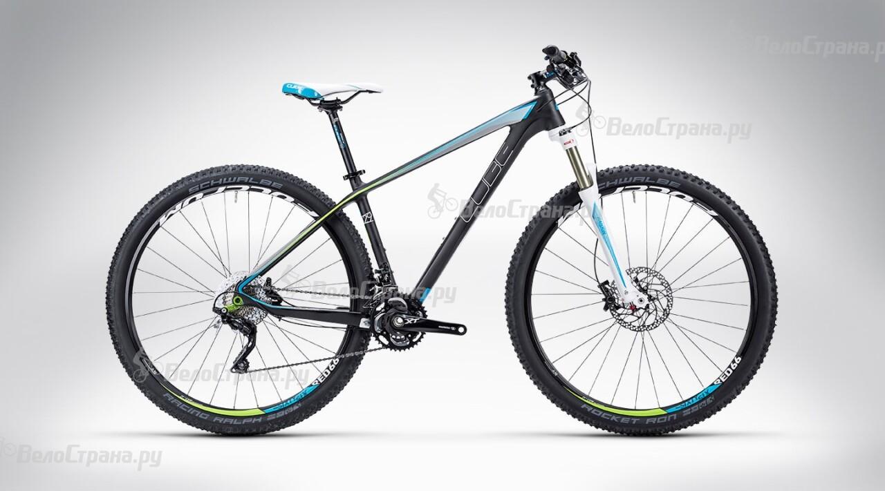 Велосипед Cube ACCESS WLS GTC Pro 27.5 (2015)