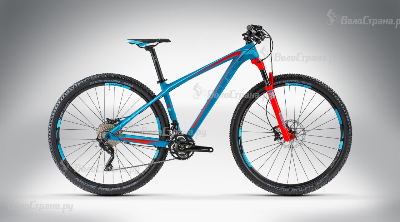 Велосипед Cube ACCESS WLS GTC SL 27.5 (2014)