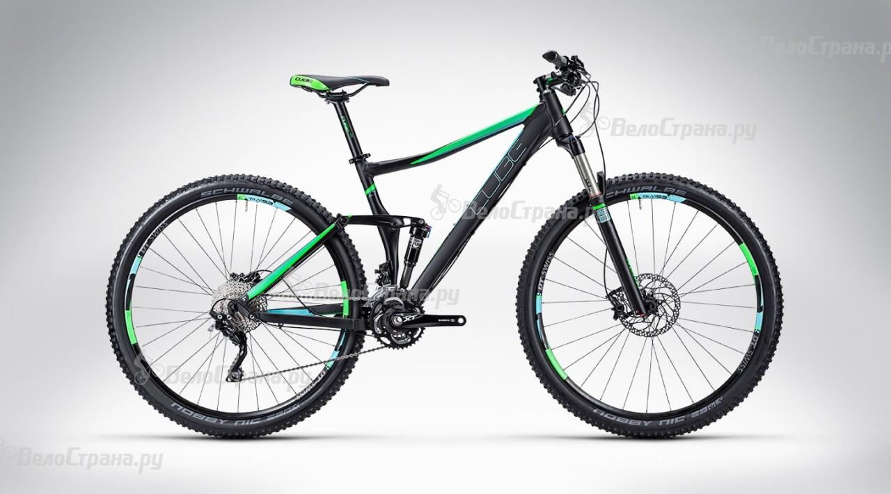 Велосипед Cube STING WLS 120 Race 27.5 (2015) велосипед cube sting wls 140 sl 27 5 2015