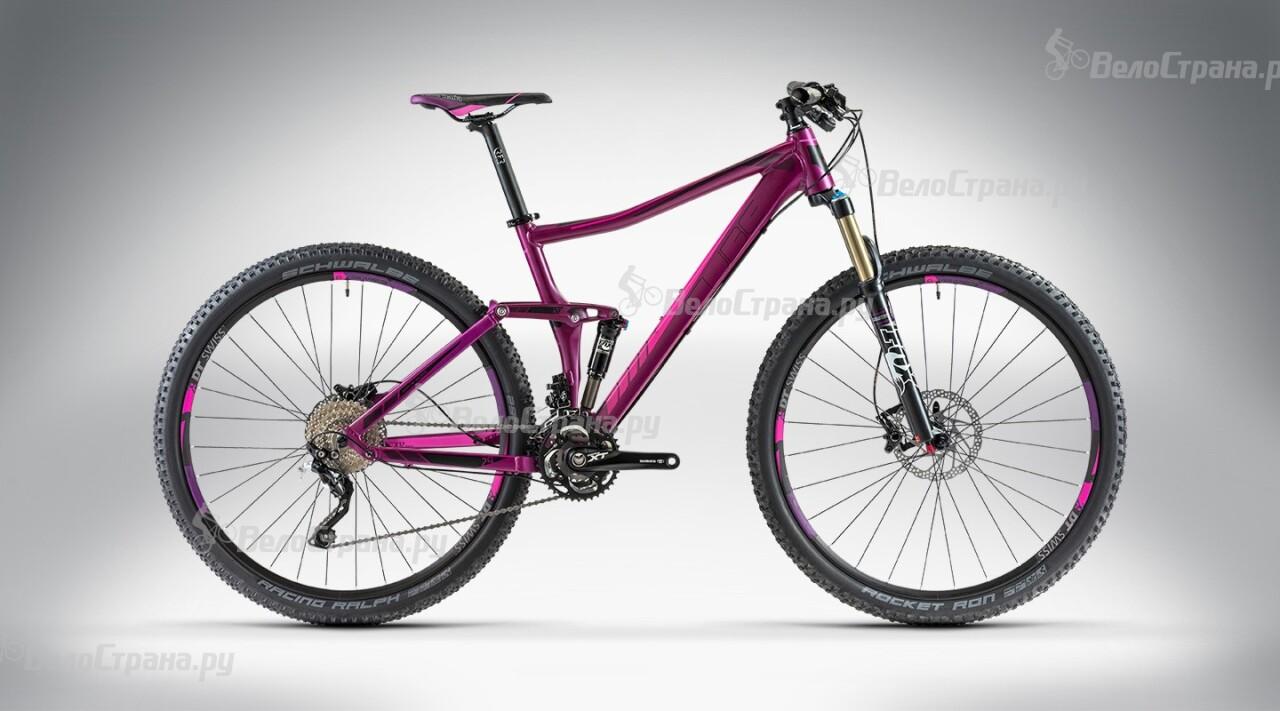 Велосипед Cube STING WLS 120 SL 27.5 (2014) велосипед cube sting wls 140 sl 27 5 2015