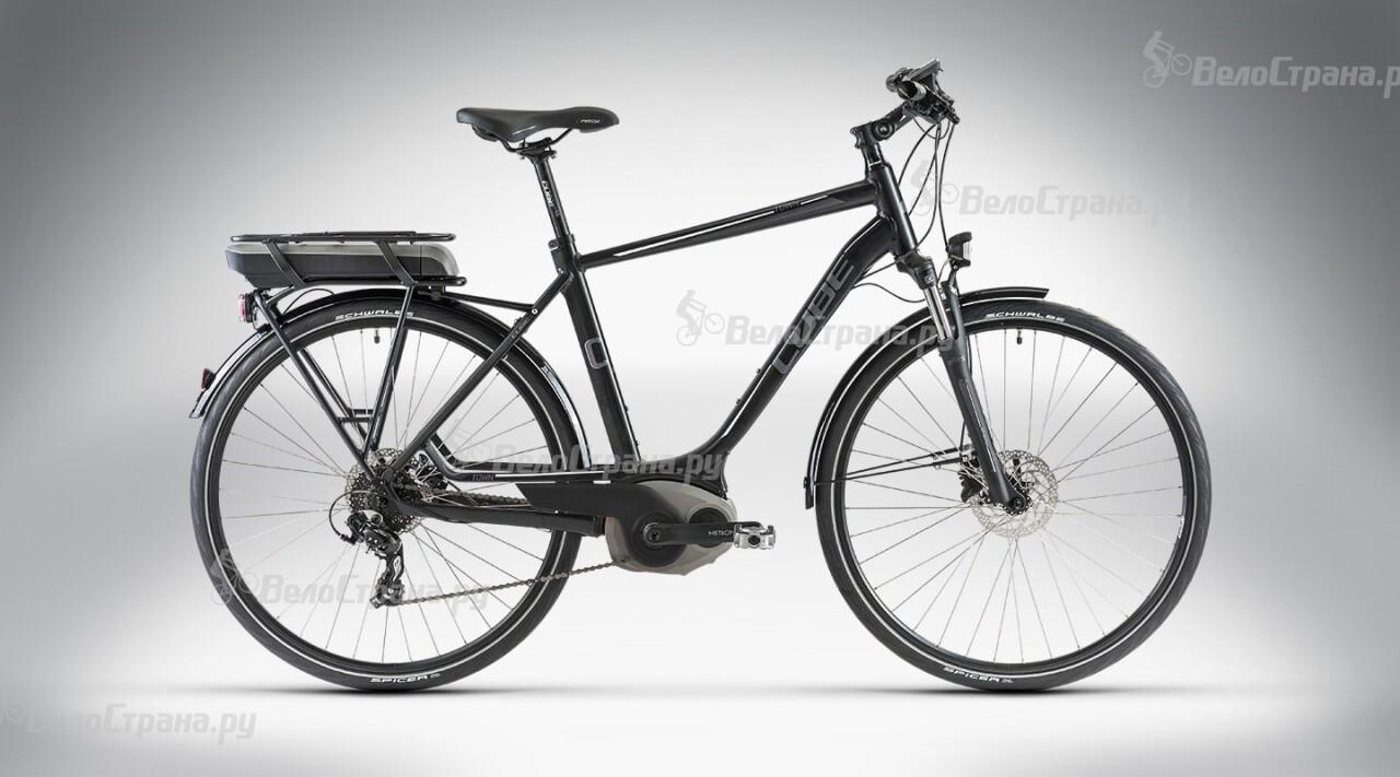 Велосипед Cube Town Hybrid (2014) велосипед cube editor 2014