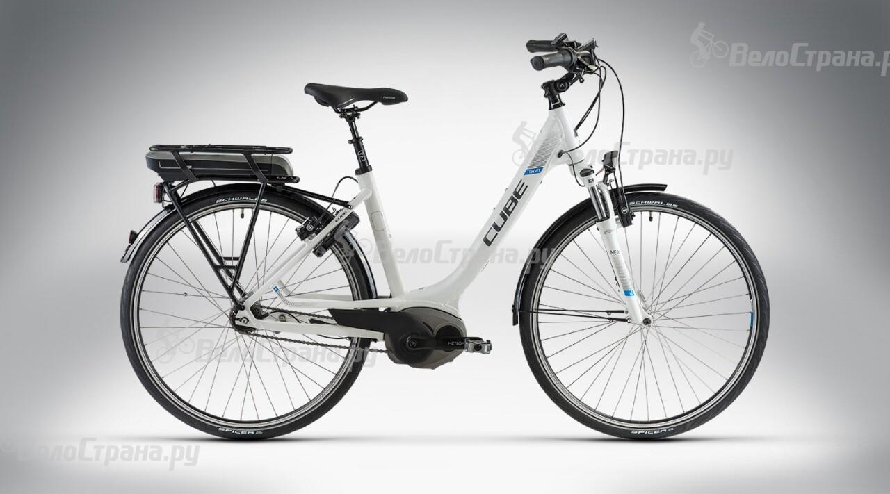Велосипед Cube Travel Hybrid RT (2014) велосипед cube town gtc hybrid 2014