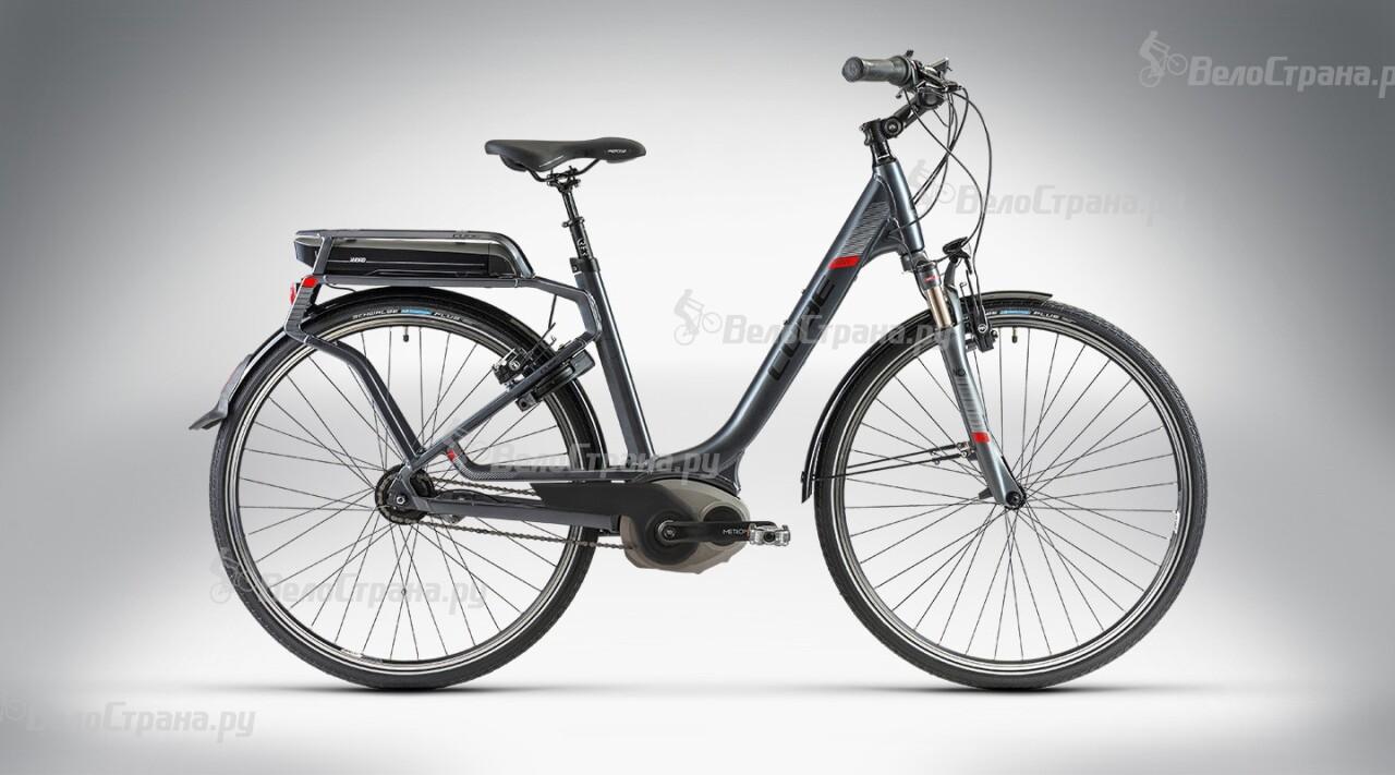 Велосипед Cube Travel Hybrid Pro RT (2014) велосипед cube town gtc hybrid 2014