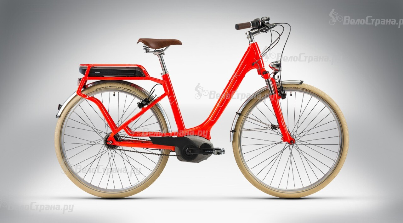 Велосипед Cube Travel Hybrid Pro Lady (2014)
