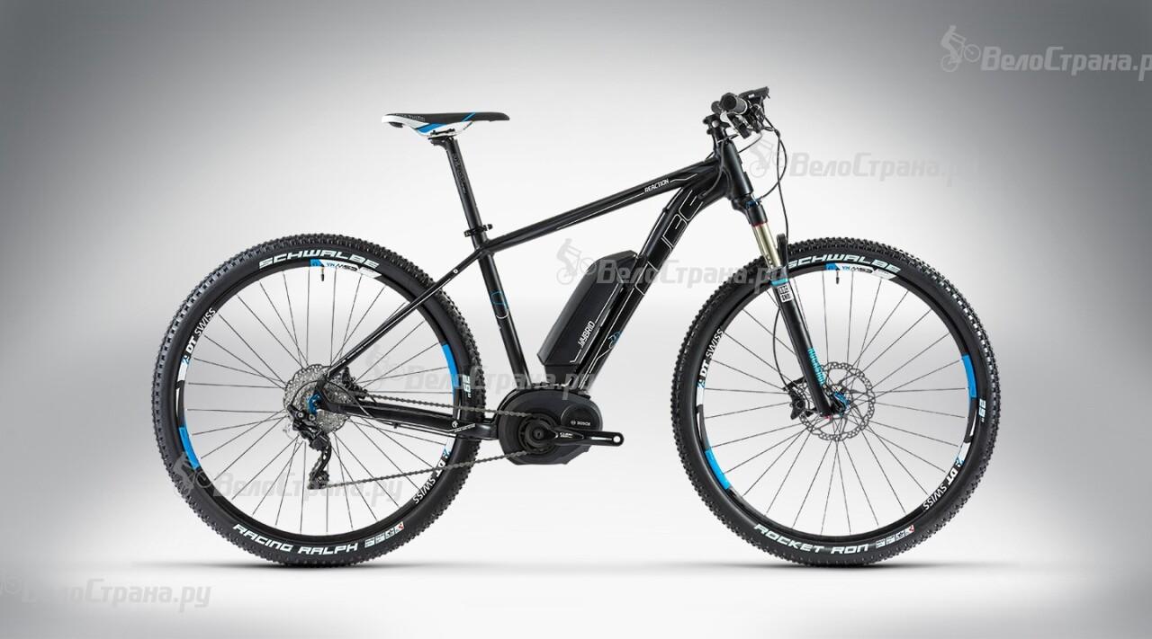 Велосипед Cube REACTION HYBRID SL 29 (2014) велосипед cube town gtc hybrid 2014