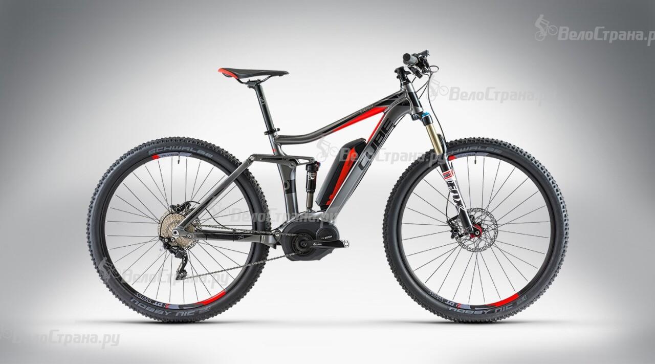 Велосипед Cube STEREO HYBRID 120 Pro 29 (2014) велосипед cube town gtc hybrid 2014