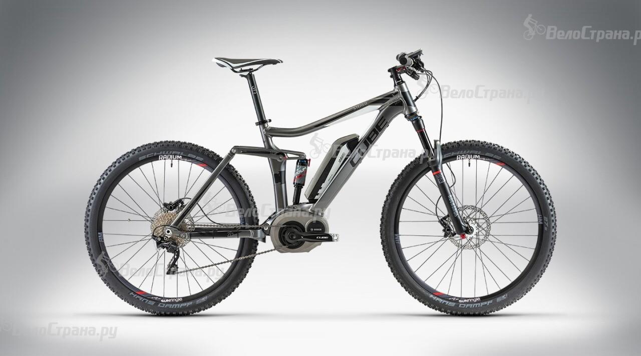 Велосипед Cube STEREO HYBRID 140 27.5 (2014) велосипед cube town gtc hybrid 2014