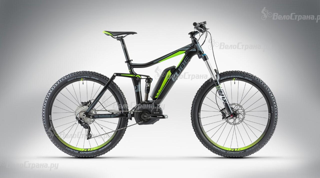 Велосипед Cube STEREO HYBRID 140 PRO 27.5 (2014) велосипед cube town gtc hybrid 2014