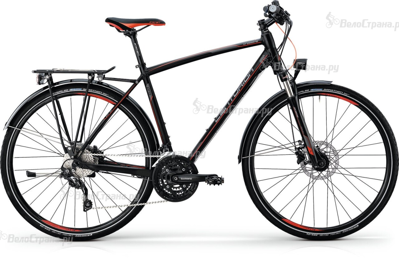 Велосипед Centurion Cross Line Pro 600 EQ (2016)